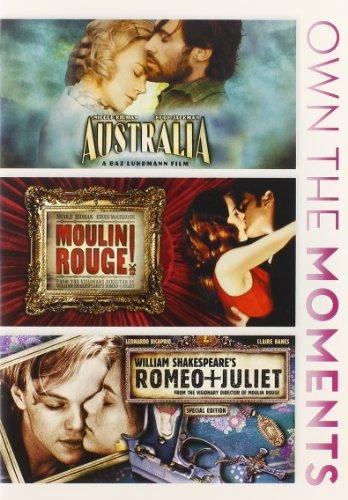 Australia / Moulin Rouge / Romeo + Juliet Triple Feature ()