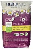 Natracare Natural Feminine Maxi Pads Regular 14 Pad(s)