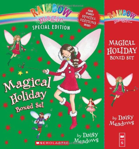 Magical Holiday Boxed Set: Rainbow Magic Special Edition (Fairy Boxed)