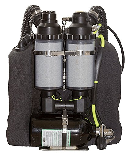 1. Kiss Rebreathers Orca Spirit mCCR OW Package