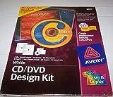 Avery 6691 Laser CD Design Kit