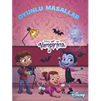 Disney Vampirina - Oyunlu Masallar