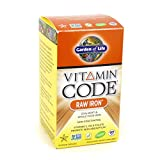 Garden of Life Vitamin Code Raw Iron, 30 - Best Reviews Guide