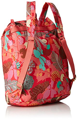Folding Pink Flamingo Oilily Multicolor Backpack Classic Mochila Mujer Oilily 5awx6q6