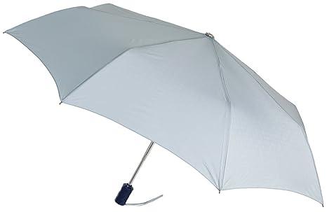 Los Detalles marcan la Diferencia. Este Paraguas VOGUE Plegable incorpora un Sofisticado Mango de Aspecto