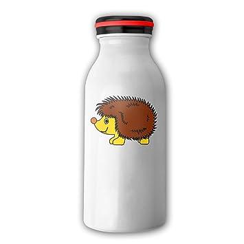 Erizo Vintage botellas de vidrio botellas de leche yogur, 12-Ounce