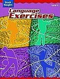 Steck-Vaughn Language Exercises: Student Edition Grade 2 Level B