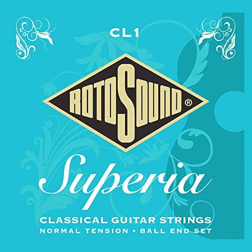 Rotosound CL1 Classical Guitar Strings by ROTOSOUND