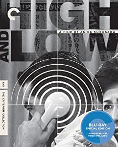 High and Low (The Criterion Collection) [Blu-ray]