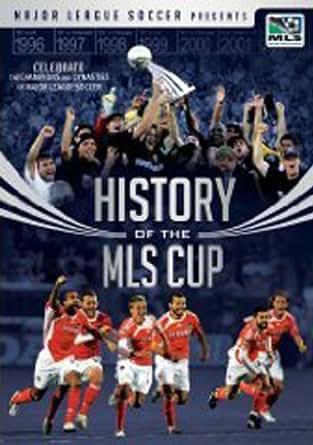 Major L Soccer - The Mls Cup