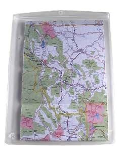 Seattle Sports Dry Doc Waterproof Large Map Case