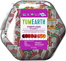 YumEarth Organic Lollipops, Variety Pack