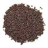 Frontier Co-op Mustard Seed, Brown Whole, Certified Organic, Kosher | 1 lb. Bulk Bag | Brassica juncea (L.) Czeniak var. timida Tsen et Lee