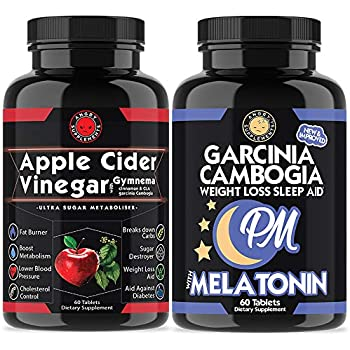 Amazon.com: Apple Cider Vinegar Pills for Weight Loss and