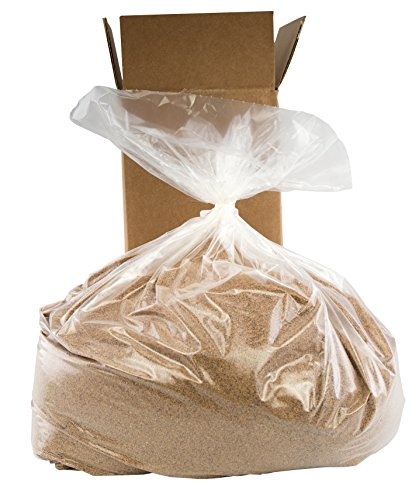 Frankford Arsenal 18 lb Bag of Walnut Hull Media for Tumbler, Reloading and Shooting Bags