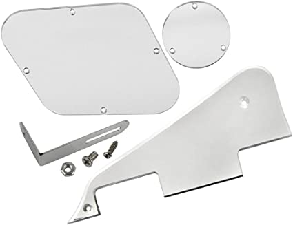 Pickguard Chrome Mount Bracket Hardware for Les Paul Epiphone Gibson Project NEW