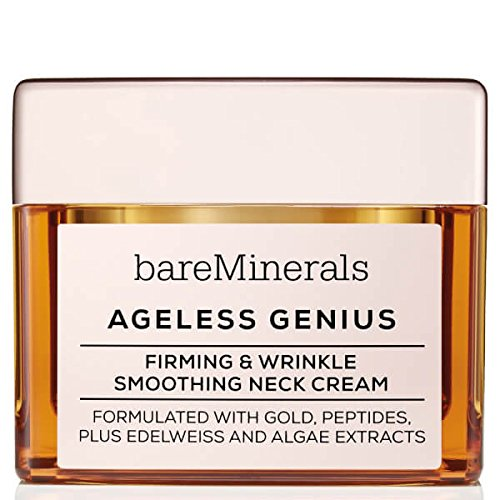 BAREMINERALS AGELESS GENIUS FIRMING AND WRINKLE SMOOTHING NECK CREAM 50G MVT