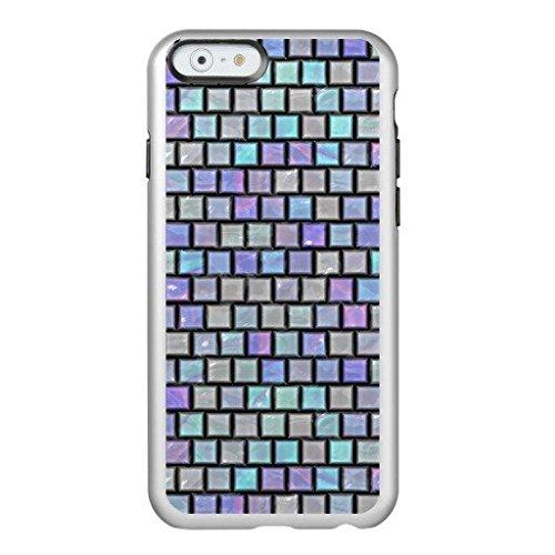 Pastel Colors Pretty Retro Mosaic Squares Pattern Incipio IPhone 6/6s Plus Case Fashion Cover