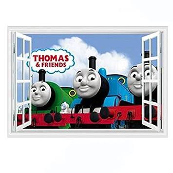 Amazoncom FangeplusRDIY Removable Thomas and Friends Small Train