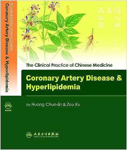 Coronary Artery Disease & Hyperlipidemia (The Clinical