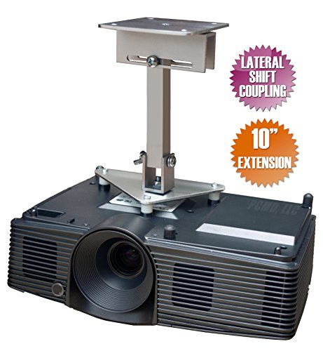 PCMD, LLC. Projector Ceiling Mount for BenQ HT2550 W1700 by PCMD, LLC.