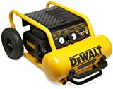 Factory-Reconditioned DEWALT D55146R Heavy Duty 4.5 Gallon Compressor with Wheels