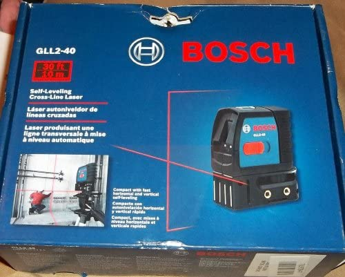 Bosch GPL3S 3-Point Laser Alignment with Self-Leveling Discontinued by Manufacturer