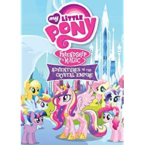 My Little Pony Friendship Is Magic: Adventures In The Crystal Empire (2015)