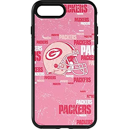 14fa3403d38 Image Unavailable. Image not available for. Color  NFL Green Bay Packers  OtterBox Symmetry iPhone 7 Plus Skin ...
