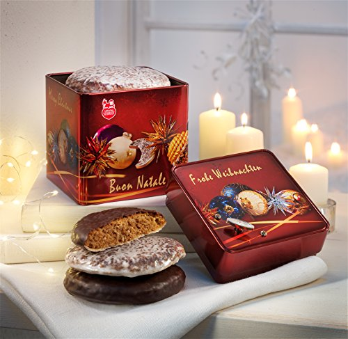 how to make lebkuchen spice