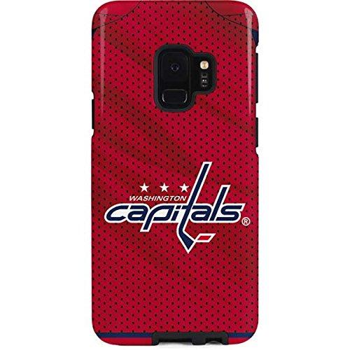 Amazon.com  Skinit NHL Washington Capitals Galaxy S9 Pro Case ... bbf699bec6a