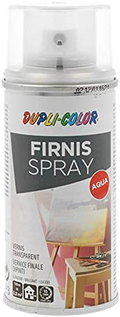 Dupli Color 319785 Klarlack Wasserbasierend Matt 400 Ml Baumarkt