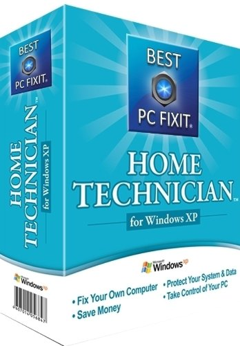 Home Technician TM for Windows Computer Tune-up, Maintenance, Protection and Repair