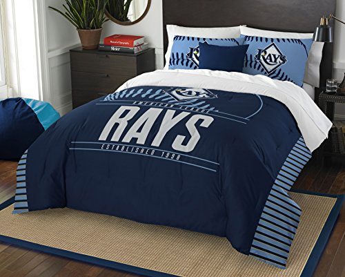 Mlb Baseball Bedding Tampa Bay - 2