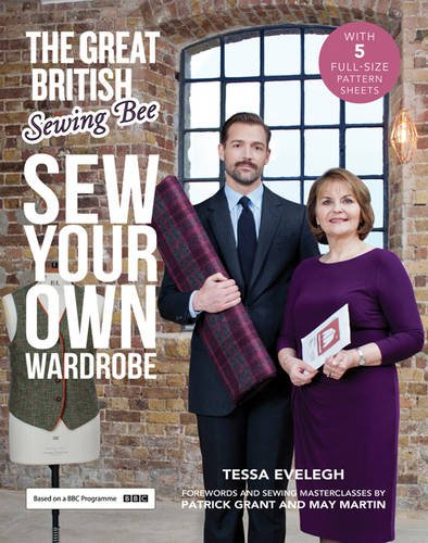Amazon The Great British Sewing Bee Sew Your Own Wardrobe