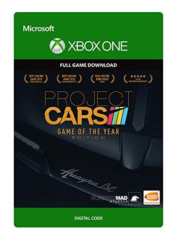 Project CARS - GOTY - Xbox One Digital Code