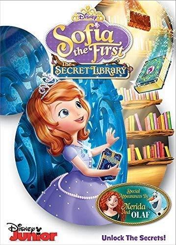 Sofia The First: The Secret