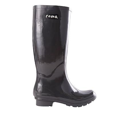 Amazon.com | Roma Boots Women's Emma Rain Boots | Rain Footwear