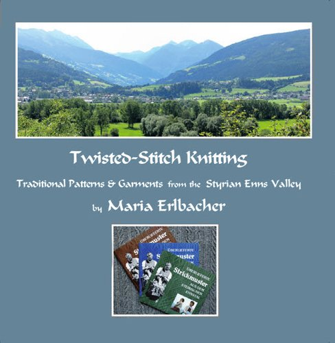 (Twisted-Stitch Knitting)