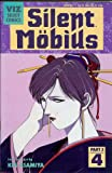 Silent Mobius Part 3 #4 VF (Silent Mobius)