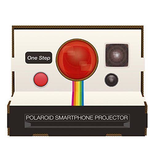 Official Polaroid Smartphone Projector Cinema