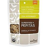 Navitas Naturals Organic Chia Rosemary Superfood Plus Pepitas, 4 Ounce -- 12 per case.