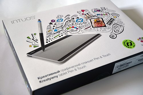 Intuous Pen and Touch Tablet for sale  Delivered anywhere in USA
