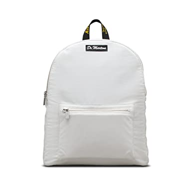 891068df47857 Amazon.com   Dr. Martens Unisex Canvas Backpack, White, OS   Casual ...