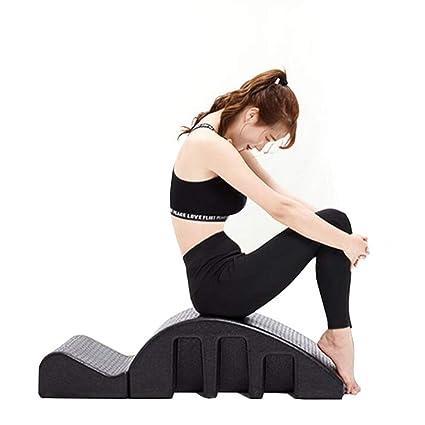 Amazon.com : Yoga Pilates Chiropractic Bed, Kyphosis ...
