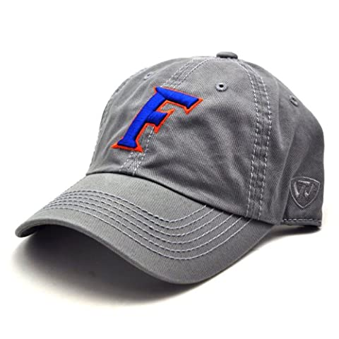 Florida Gators Official NCAA Adult Adjustable Adjustable Cotton Crew Hat Cap - Florida Gators Baseball Cap