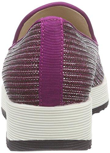 Buffalo Damen Violett 01 15bu0091 Slipper Glitter Purple zqw1CAp