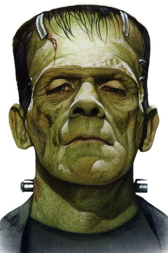 "Frankenstein  Movie Poster 24""x36"""