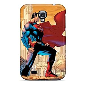 Hot New Superman Case Cover For Galaxy S4 With Perfect Design