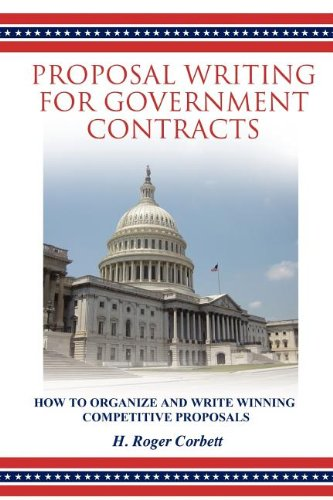 Amazon Proposal Writing For Government Contracts How To